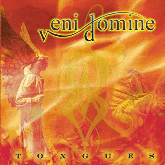 Veni Domine Tongues album cover
