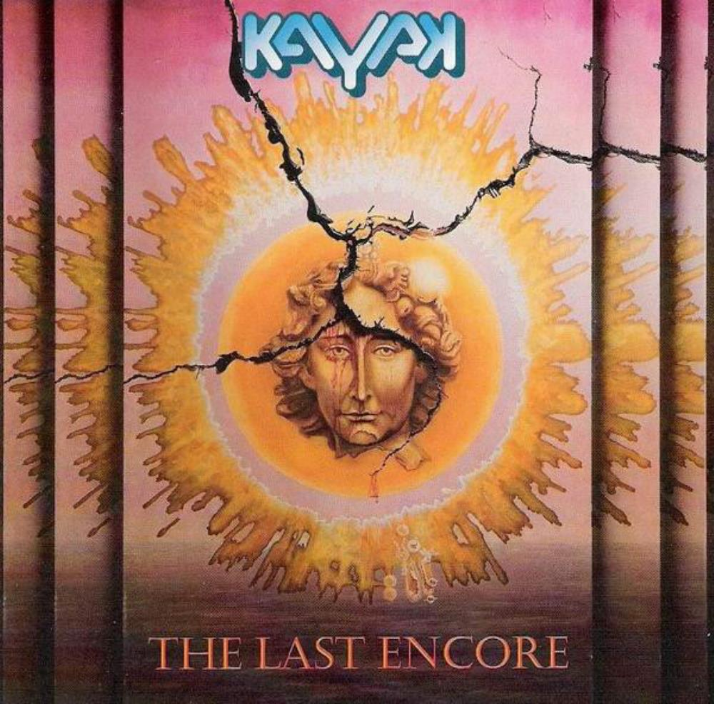 Kayak - The Last Encore CD (album) cover