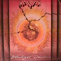 Kayak - Starlight Dancer (US) CD (album) cover