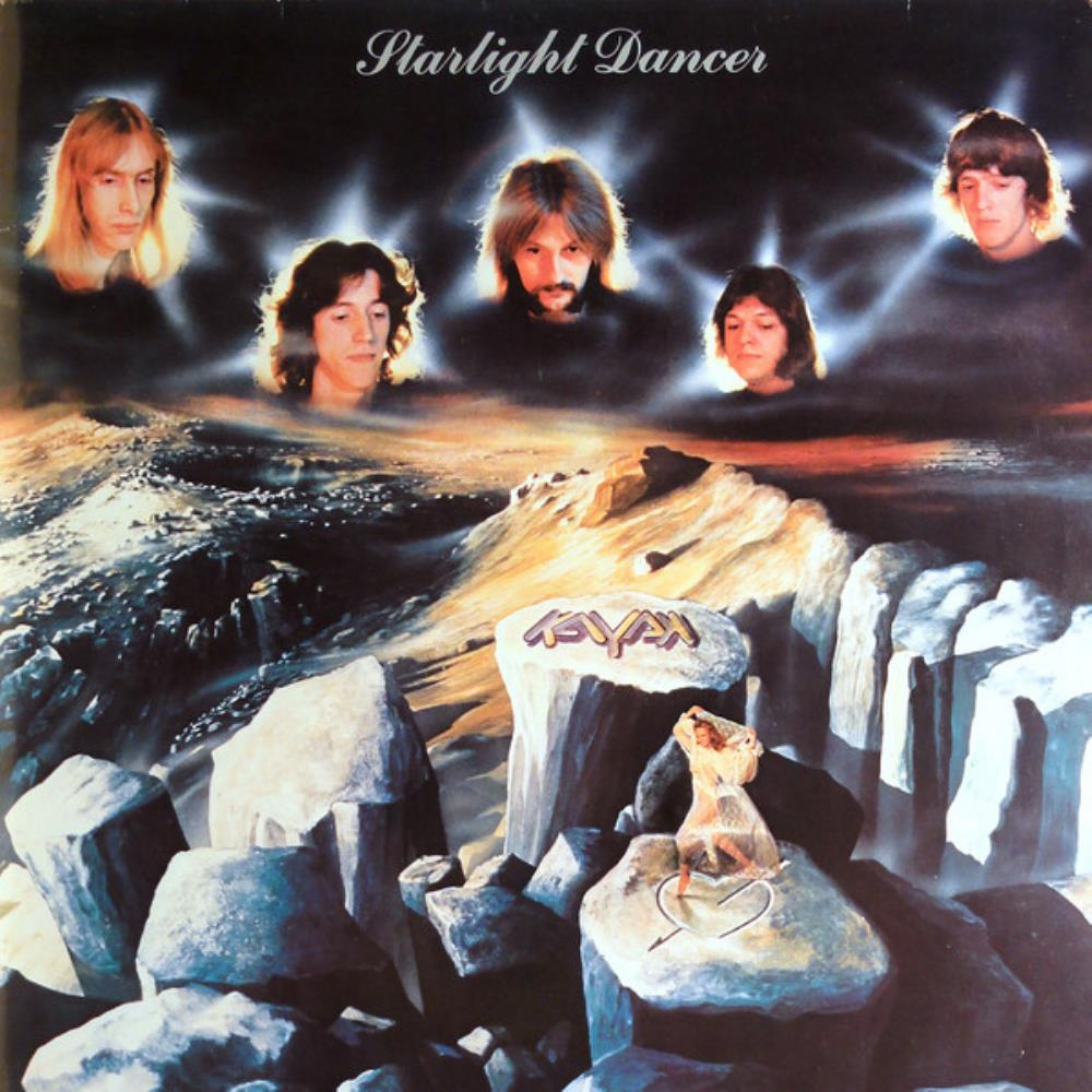 Kayak - Starlight Dancer CD (album) cover