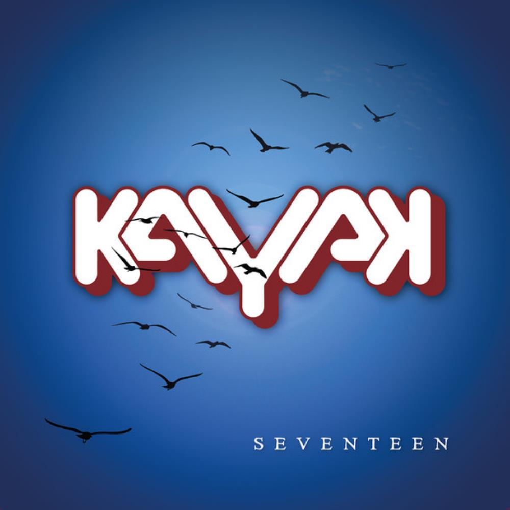 Kayak Seventeen album cover