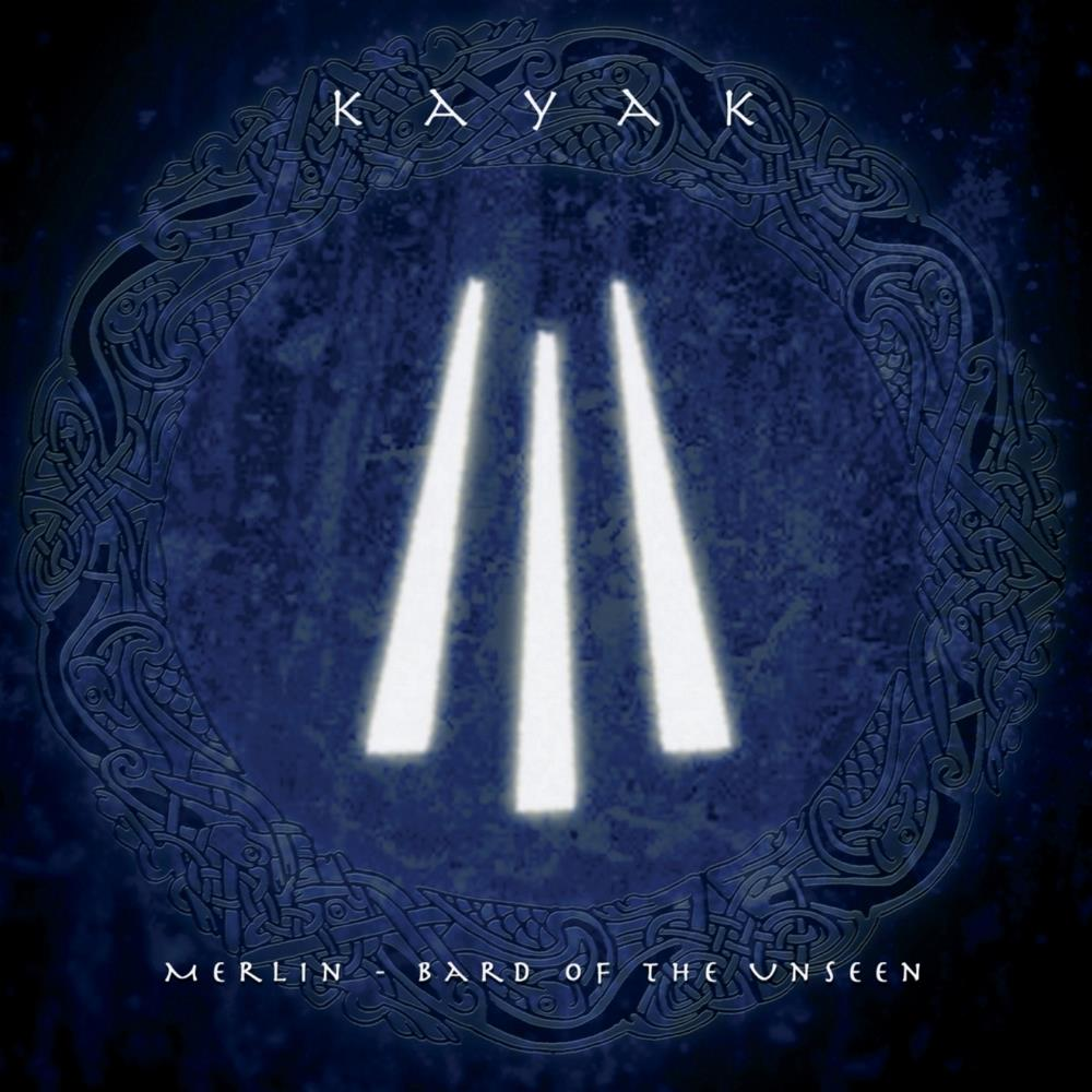 Kayak - Merlin - Bard Of The Unseen CD (album) cover