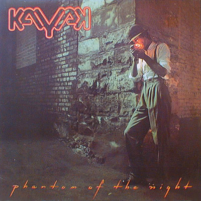 Phantom of the Night  by KAYAK album cover