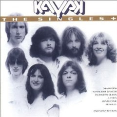 Kayak - The Singles CD (album) cover