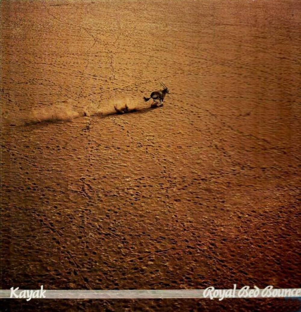 Kayak - Royal Bed Bouncer CD (album) cover