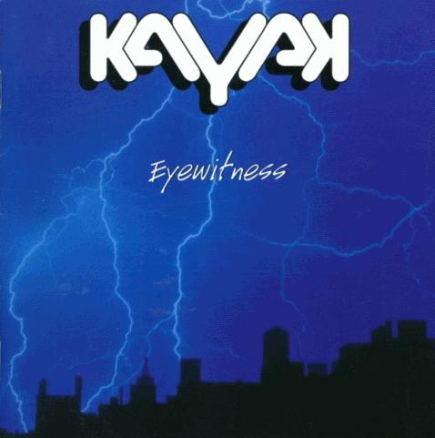 Kayak - Eyewitness  CD (album) cover