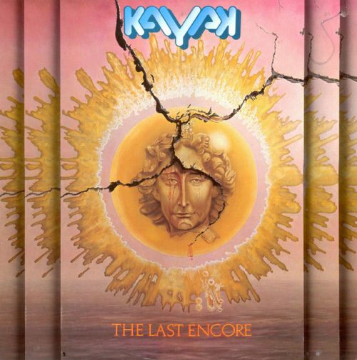 The Last Encore  by KAYAK album cover