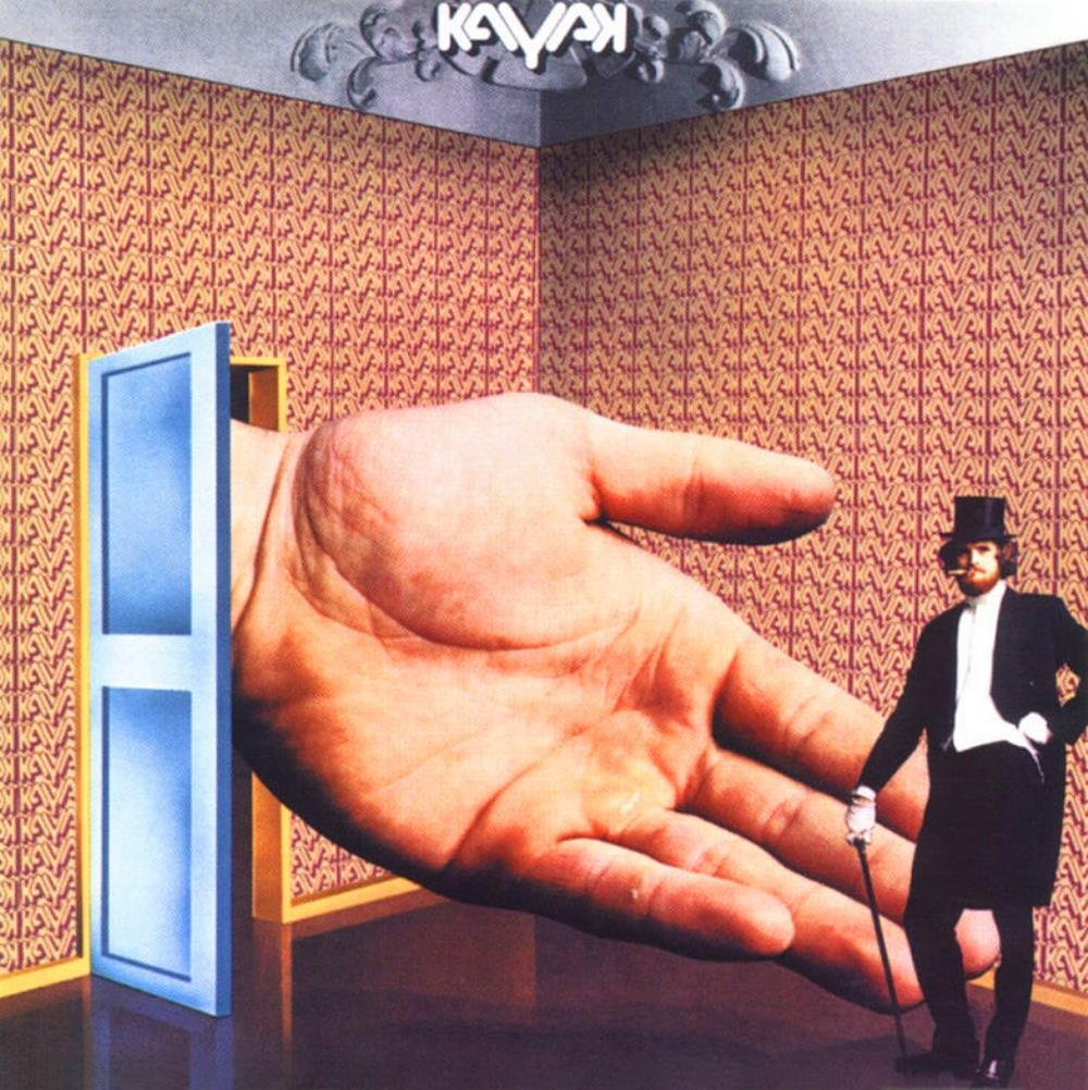 Kayak - Kayak II [Aka: Alibi] CD (album) cover