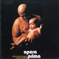 Rustichelli & Bordini - Opera Prima CD (album) cover