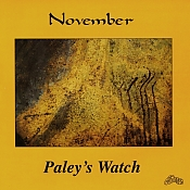November by PALEY'S WATCH album cover