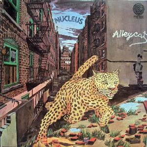 Nucleus Alley Cat album cover