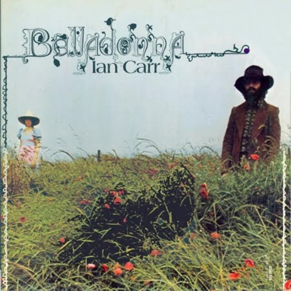 Ian Carr: Belladonna by NUCLEUS album cover