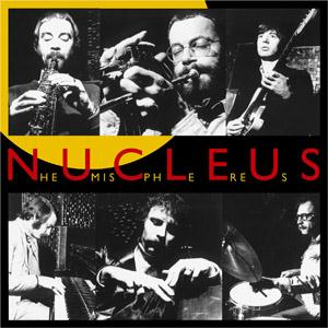 Nucleus Hemispheres album cover