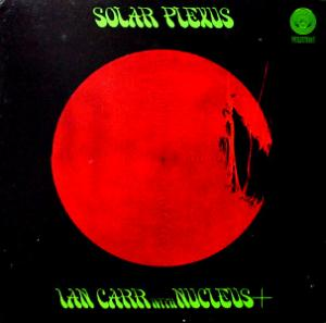Nucleus - Solar Plexus CD (album) cover