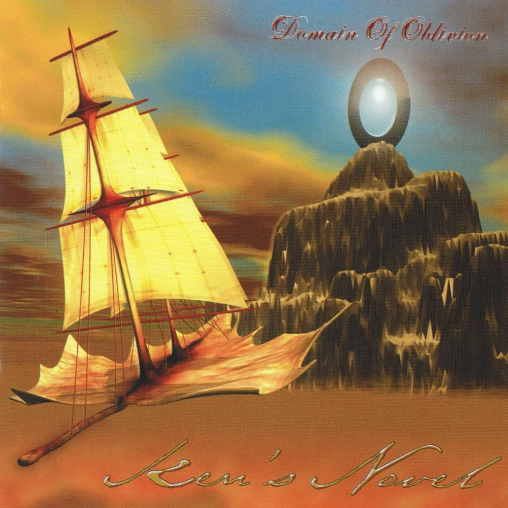 Ken's Novel - Domain Of Oblivion CD (album) cover