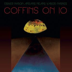 Coffins On Io by KAYO DOT album cover