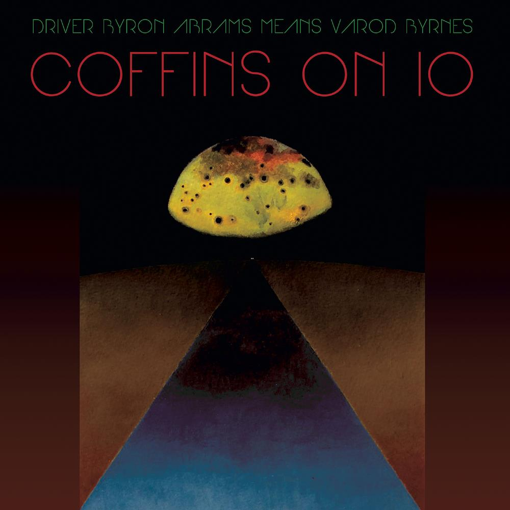 Kayo Dot - Coffins On Io CD (album) cover