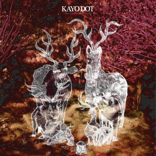 Kayo Dot - Blue Lambency Downward CD (album) cover