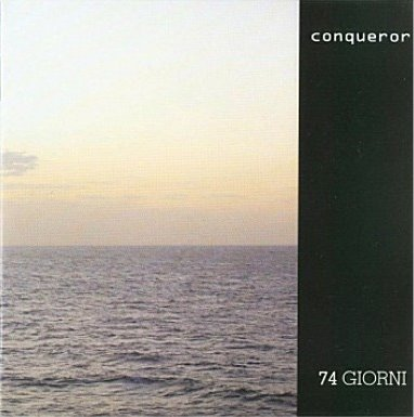 Conqueror - 74 Giorni CD (album) cover