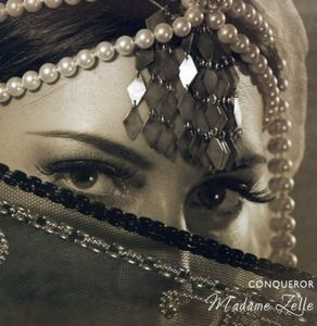 Conqueror - Madame Zelle CD (album) cover