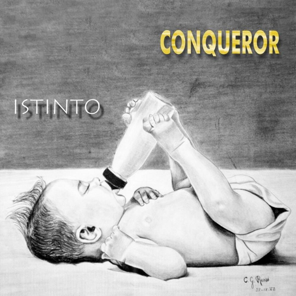 Conqueror - Istinto CD (album) cover