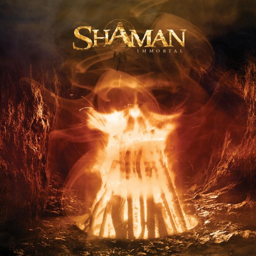 Immortal by SHAMAN album cover