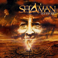 Shaman / Shaaman - Ritual CD (album) cover