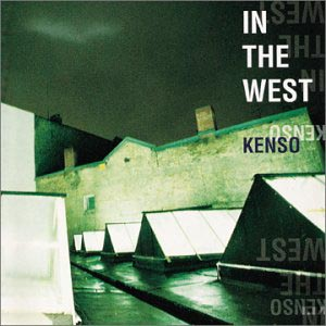 Kenso - In The West CD (album) cover