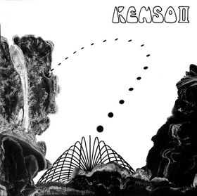 Kenso - Kenso II CD (album) cover