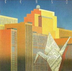 Kenso - Kenso III  CD (album) cover