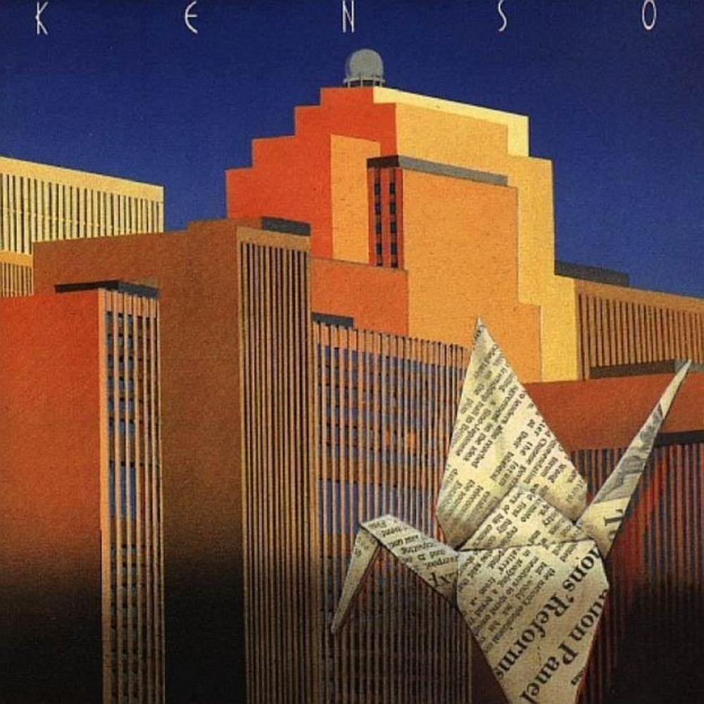 Kenso III by KENSO album cover