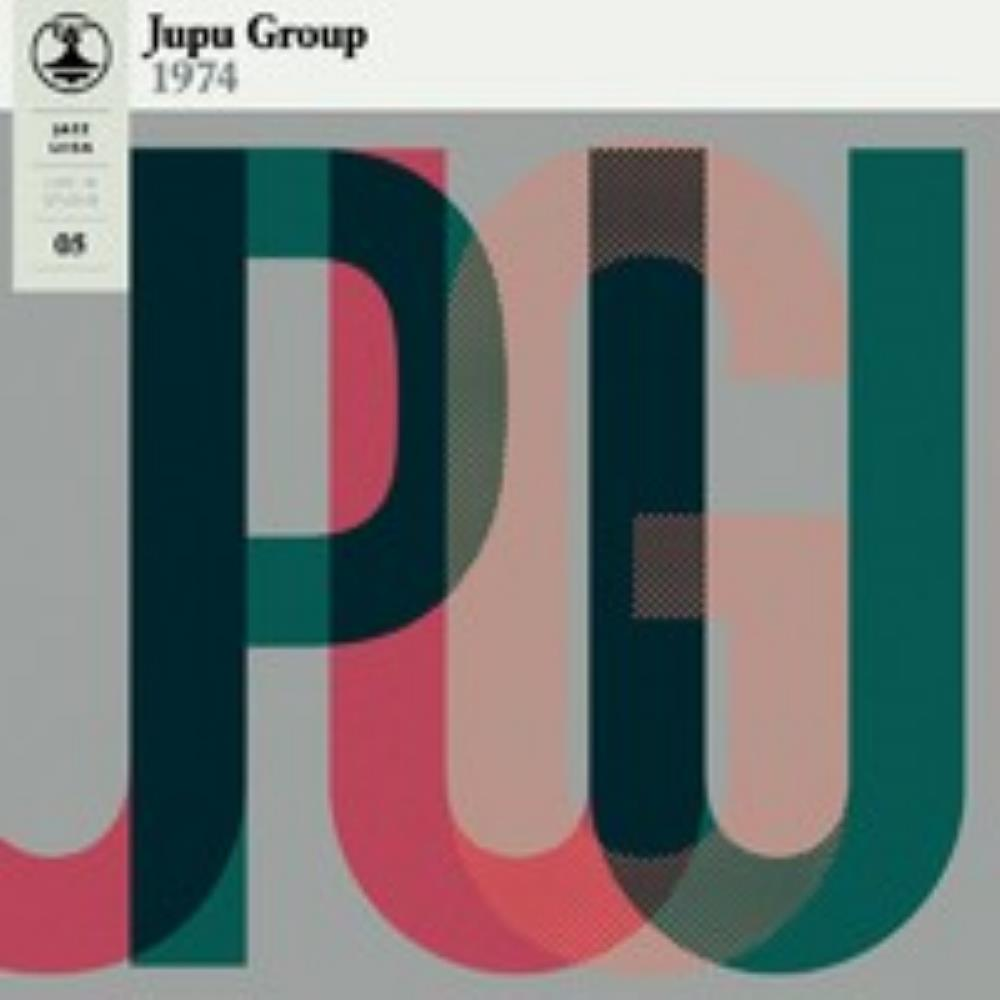 Jazz-Liisa 5 by JUPU GROUP album cover