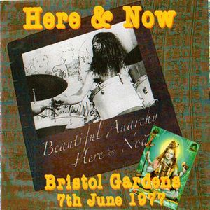 Here & Now Bristol Gardens album cover