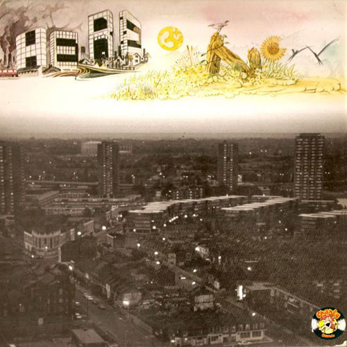 Here & Now - Give & Take CD (album) cover