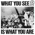 What You See Is What You Are by HERE & NOW album cover
