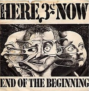 Here & Now End Of The Beginning album cover