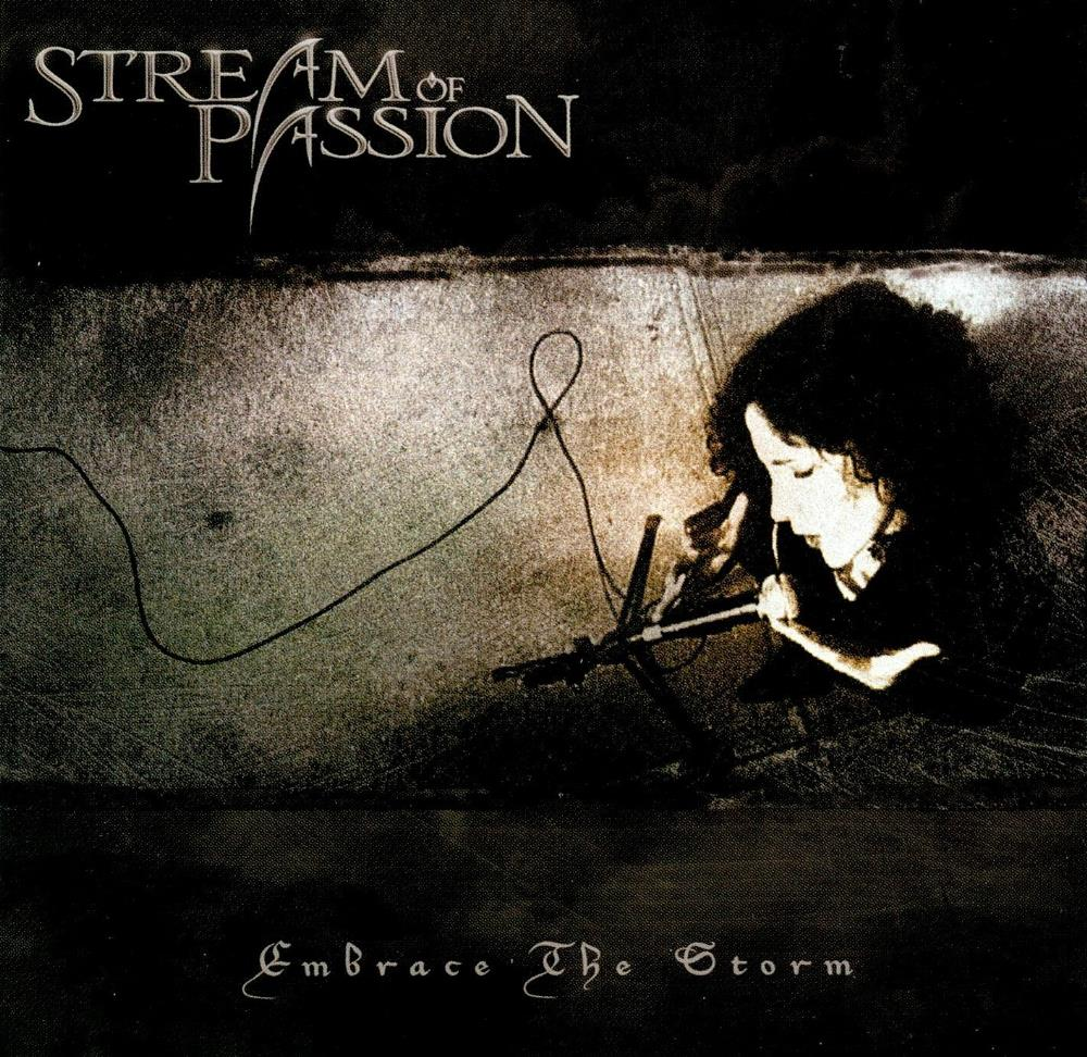Stream Of Passion - Embrace The Storm CD (album) cover