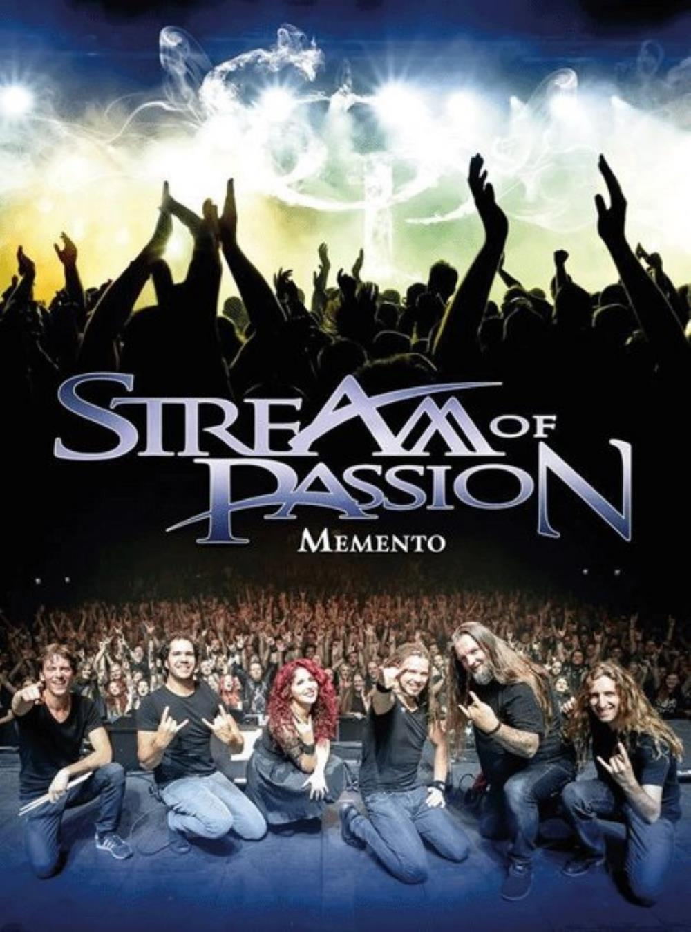 Stream Of Passion - Memento CD (album) cover