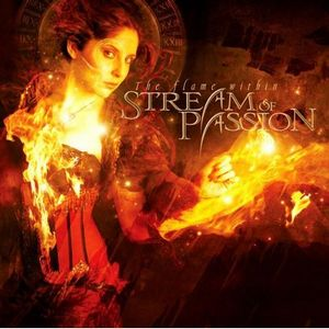 Stream Of Passion The Flame Within album cover