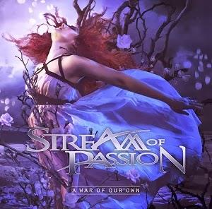 A War Of Our Own by STREAM OF PASSION album cover
