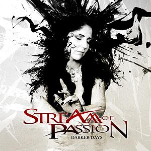 Stream Of Passion - Darker Days CD (album) cover