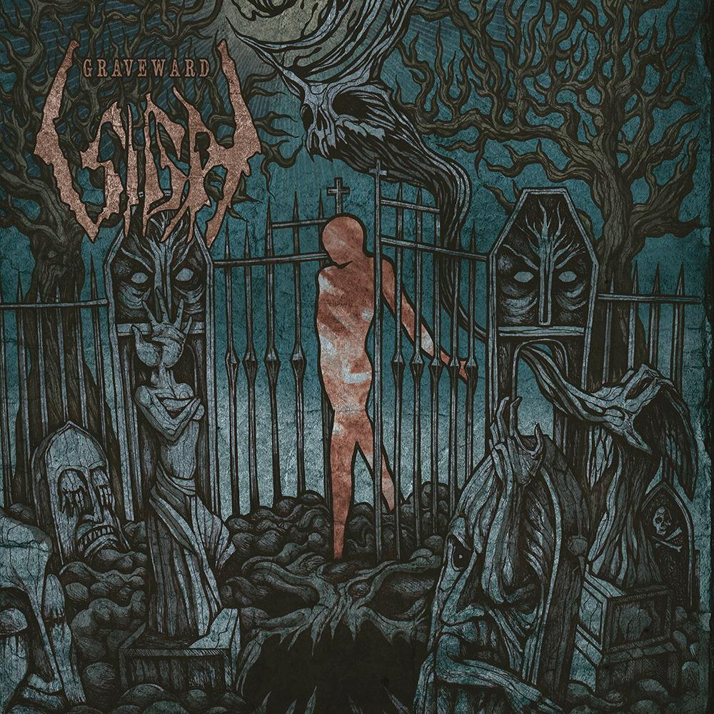 Graveward by SIGH album cover