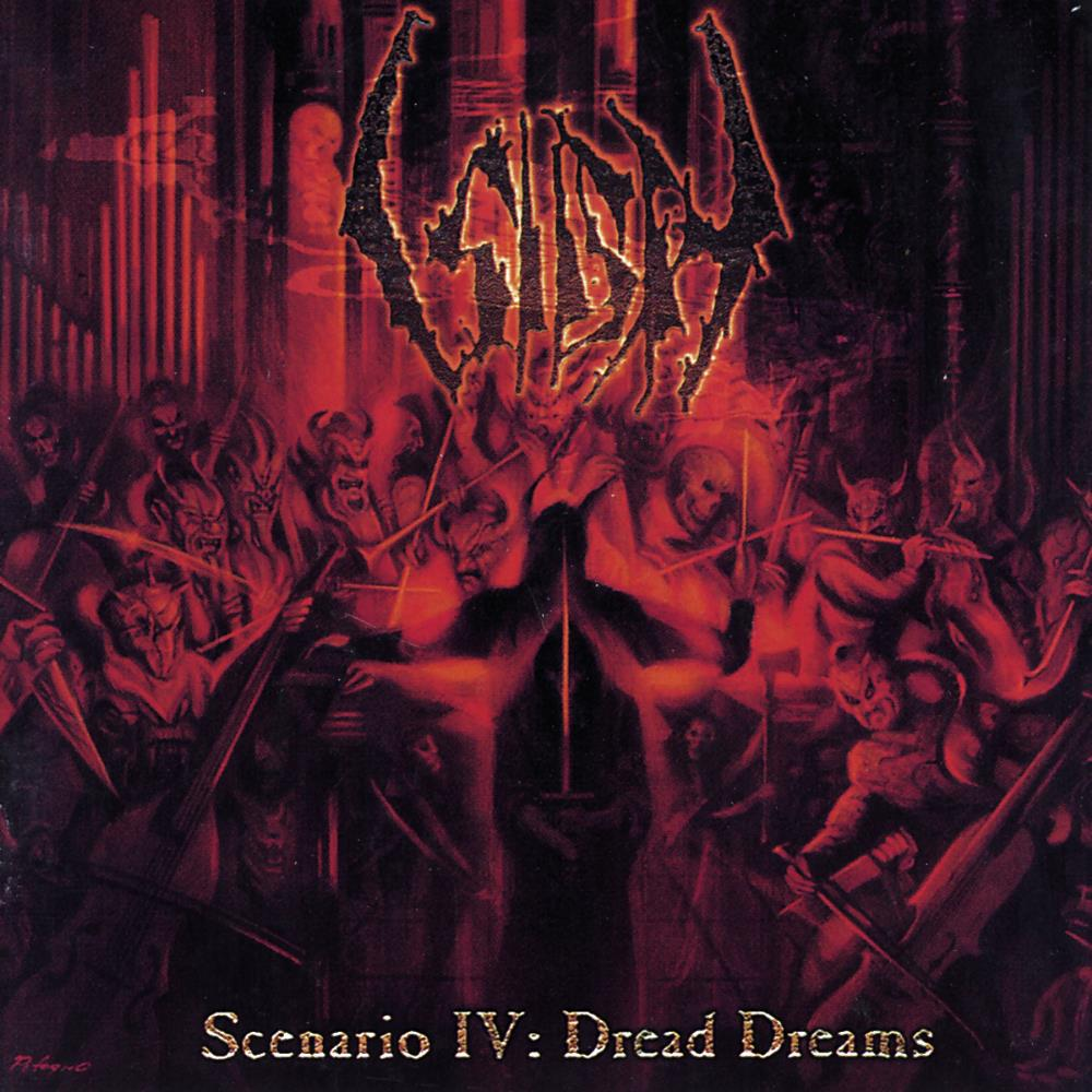 Scenario IV: Dread Dreams by SIGH album cover
