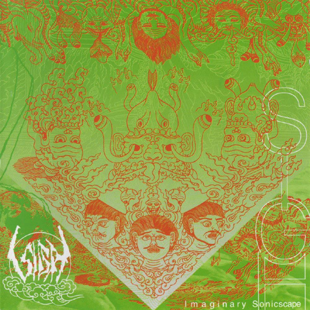 Imaginary Sonicscape by SIGH album cover