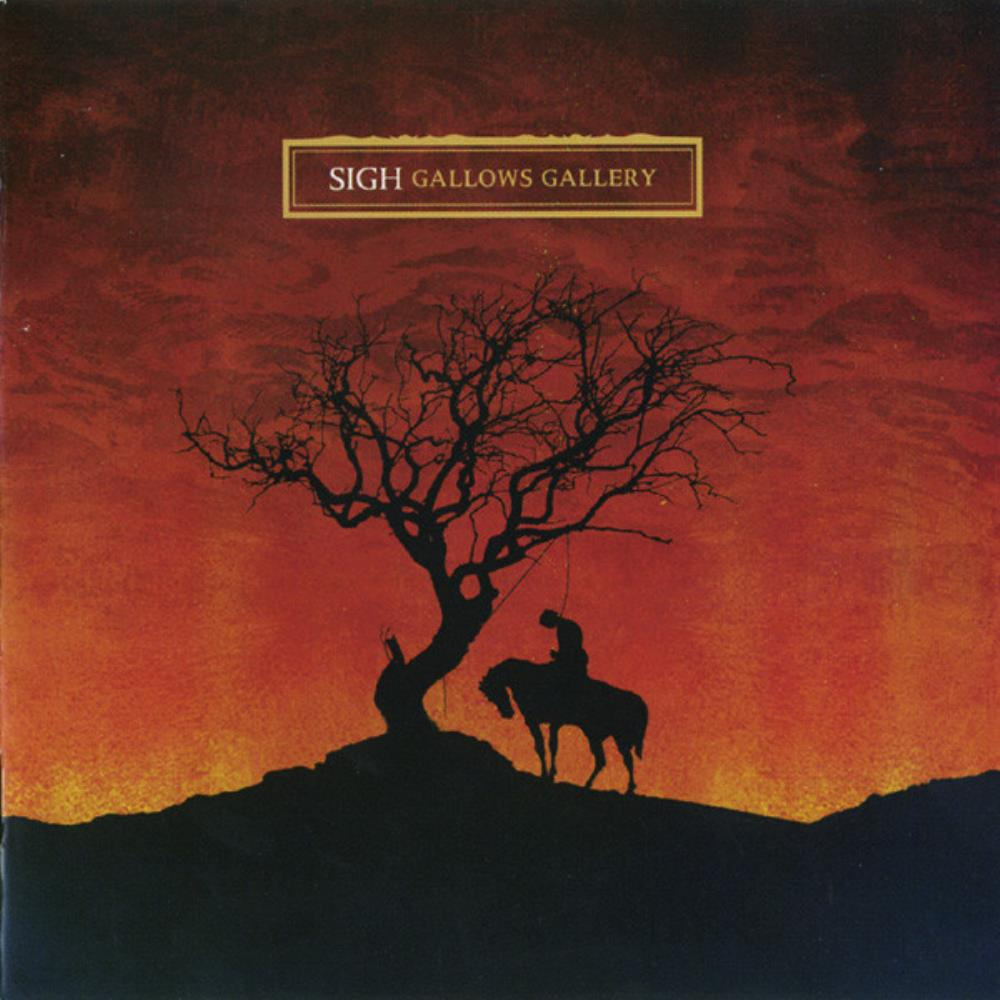 Gallows Gallery by SIGH album cover