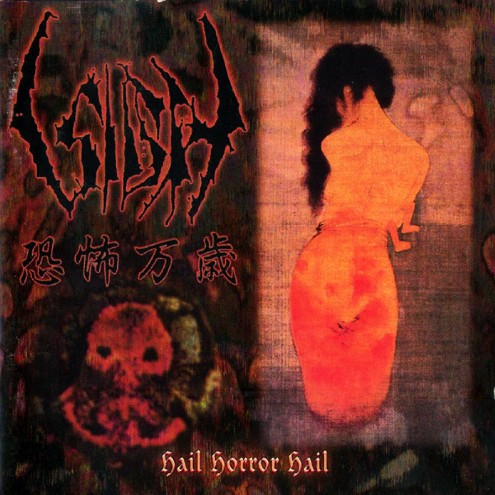 Hail Horror Hail by SIGH album cover