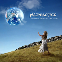 Deviation From The Flow by MALPRACTICE album cover