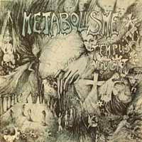 Metabolisme - Tempus Fugit CD (album) cover