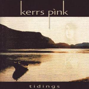 Kerrs Pink - Tidings CD (album) cover
