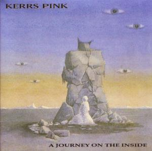 A Journey On The Inside  by KERRS PINK album cover
